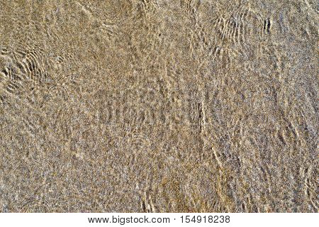 indistinct texture of a surface of water for an abstract background