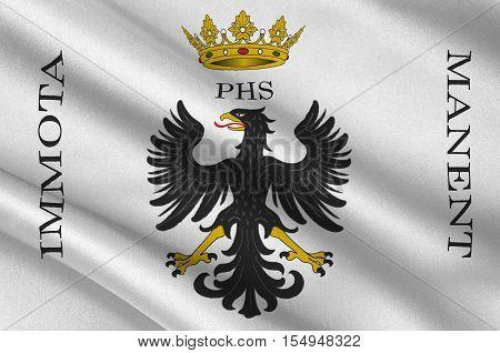 Flag Of City Of San Marino
