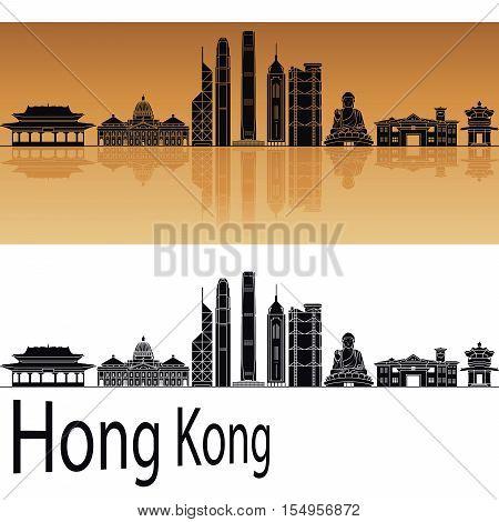 Hong Kong V2 Skyline