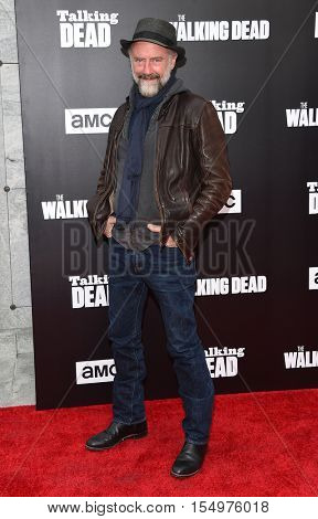 LOS ANGELES - OCT 23:  Xander Berkeley arrives to the Special taping of