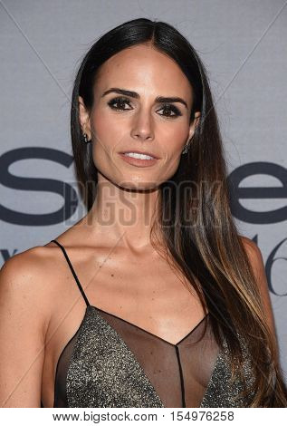 LOS ANGELES - OCT 24:  Jordana Brewster arrives to the InStyle Awards 2016 on October 24, 2016 in Hollywood, CA