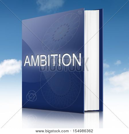 Ambition Concept Book.