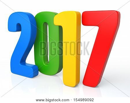 New Year Consept