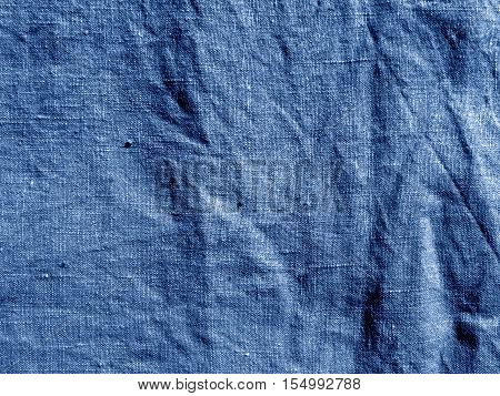 Blue Color Cotton Cloth.