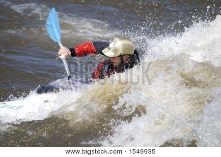 White Water Kayaking 10