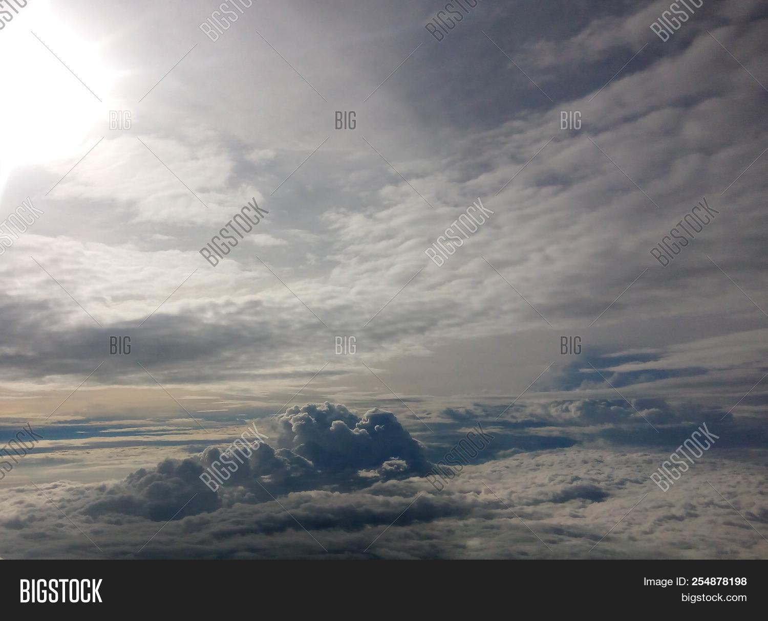 Cloud Aerosol Image & Photo (Free Trial) | Bigstock