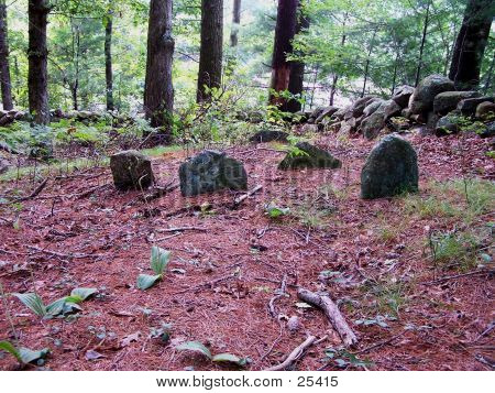 Native American Burial Site