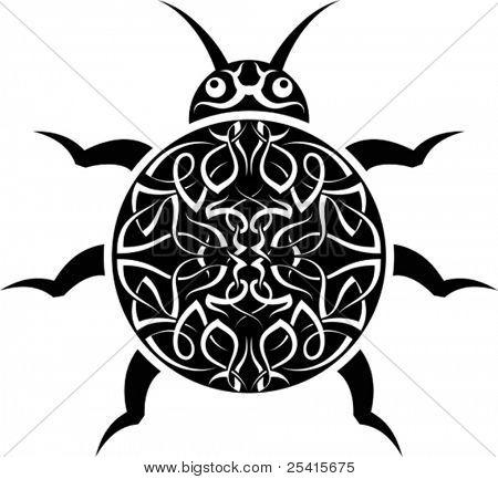 Tattoo Lady Bug