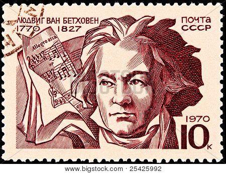 Ludwig Von Beethoven Score Allegro Assai