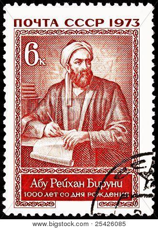 Abu Rayhan Al-biruni Muslim Scholar