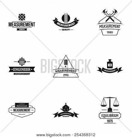 Reasoned Decision Logo Set. Simple Set Of 9 Reasoned Decision Vector Logo For Web Isolated On White