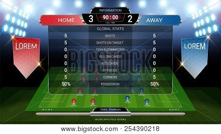 Soccer Football Vector & Photo (Free Trial) | Bigstock