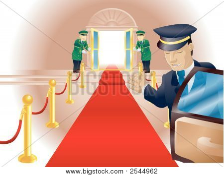 Vip Red Carpet Treatment