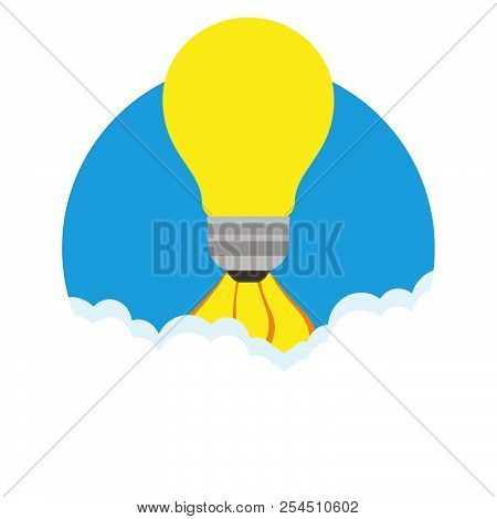 Find right idea cartoon management recruitment training riddle. Select employer interview promotion ideal. Professional hiring agency staff. Business brain answer vector symbol. Job direction icon poster