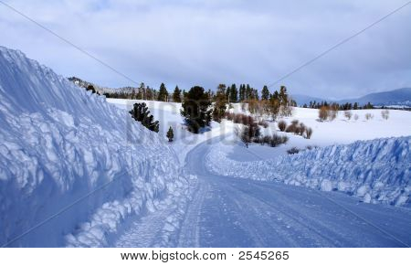 Winter Rural Roads