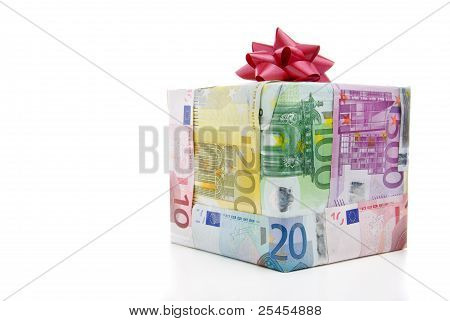 Cash Gift Box