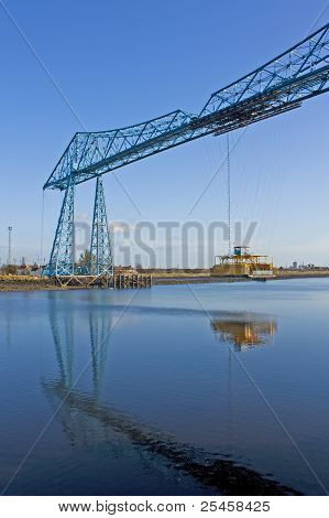Transporter Bridge Middlesborough