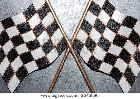 Checkered Flaggs