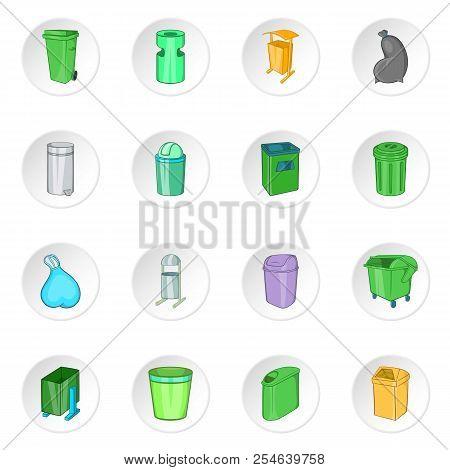Ecology 36 Icons