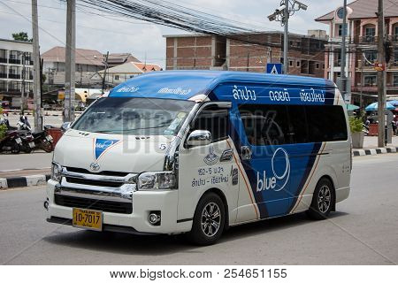 Van Of Blue9 Company