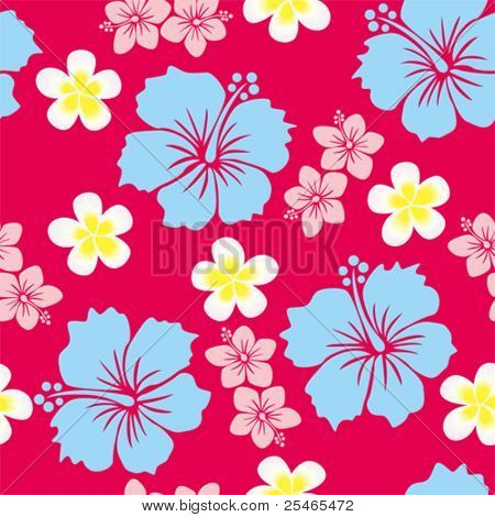 Hibiscus Background