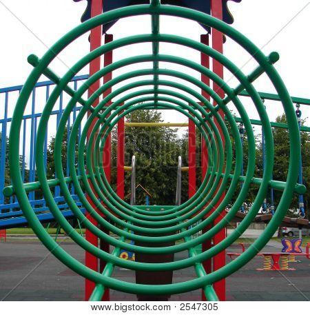Playground Circles,