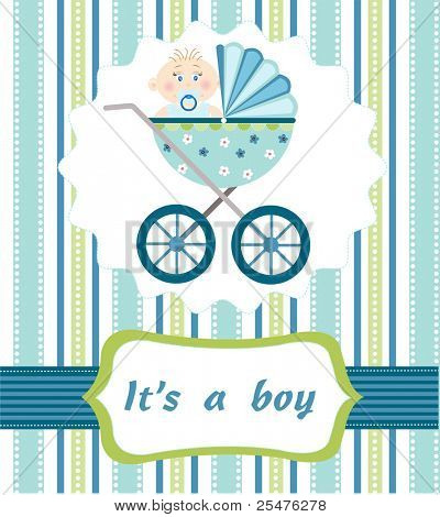 baby boy arrival
