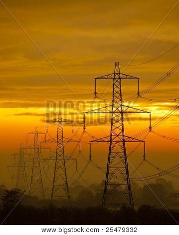 Power Pylons