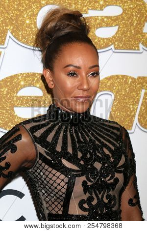 LOS ANGELES - AUG 21:  Mel B, Mel Brown at the