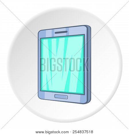 Ipad Icon. Isometric Illustration Of Ipad Icon For Web
