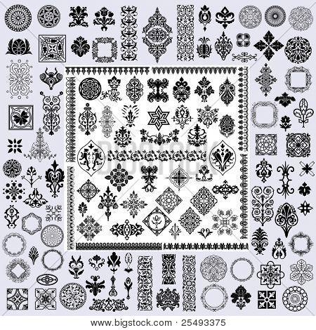 120 retro elements