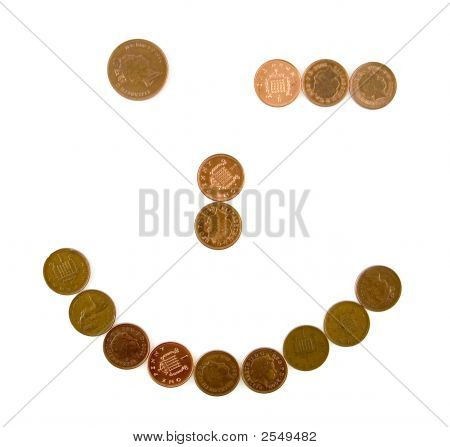 Joke Made Of Coins