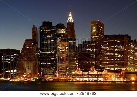 Manhattan Pier 17