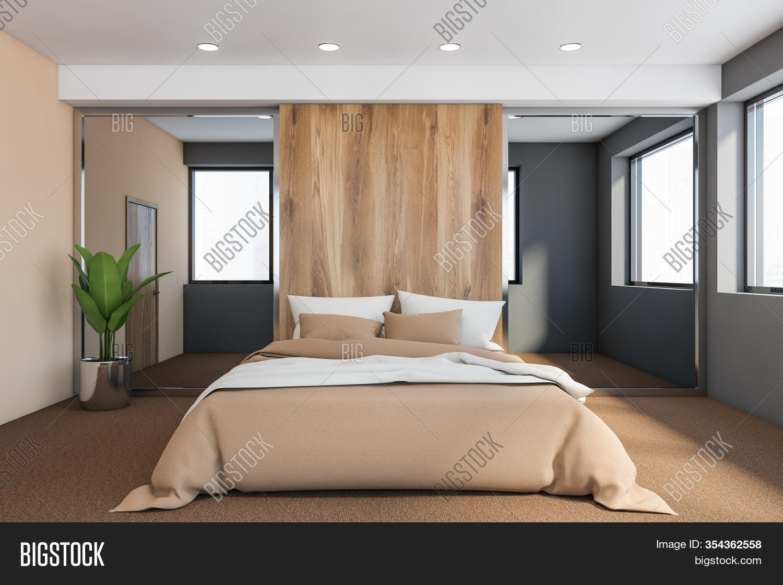Interior Modern Master Image Photo Free Trial Bigstock