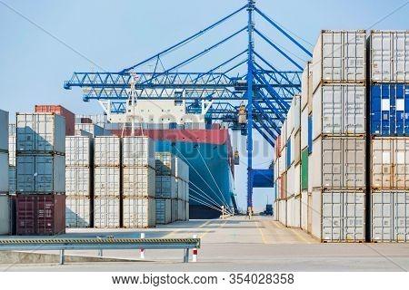 Photo of Cargo Transport Terminal
