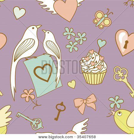Wedding-pattern-on-violet