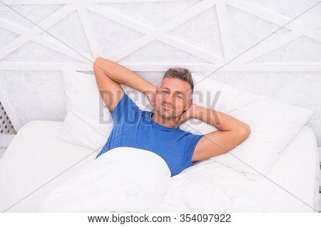 Perfect Morning. Sleep Well Live Fully Awake. World Sleep Day. Benefits Of Good Healthy Sleep. Breat