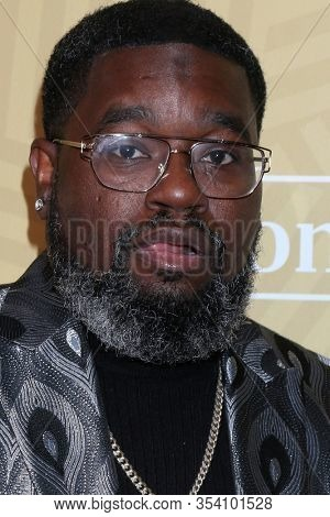 LOS ANGELES - FEB 23:  Lil Rel Howery at the American Black Film Festival Honors Awards at the Beverly Hilton Hotel on February 23, 2020 in Beverly Hills, CA