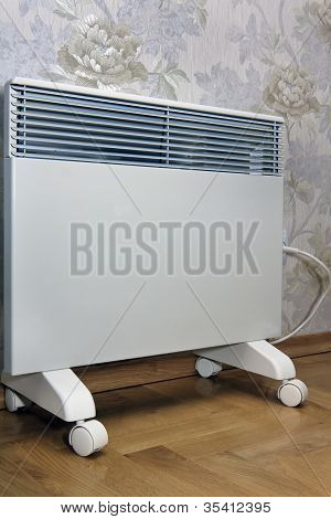 forced convection heater