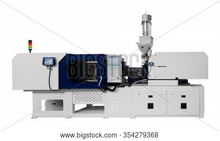 Machine For Manufacture Of Products From Plastic Extrusion