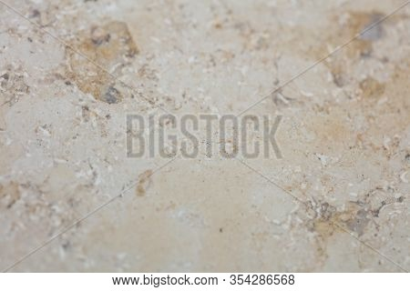 Cream Marble Surface Macro Background Stock Photography High Quality