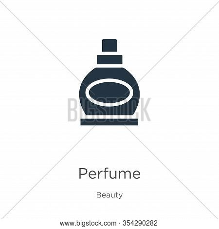 Perfume Icon Vector. Trendy Flat Perfume Icon From Beauty Collection Isolated On White Background. V