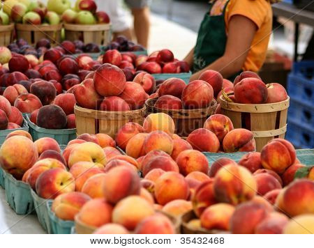 Peaches For Sale