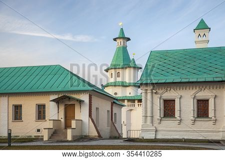 The Resurrection Cathedral In New Jerusalem Monastery::