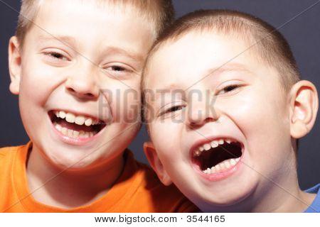 Laughing Aloud