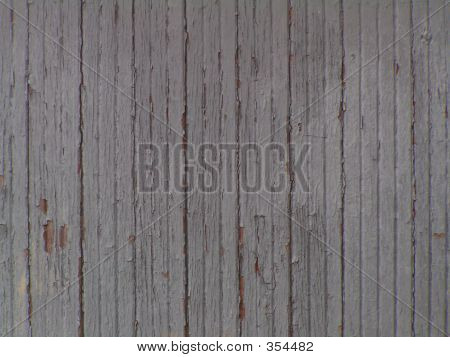 Weathered Stock Fencing