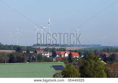 Wind Turbines Austria