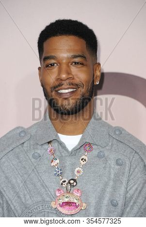 Kid Cudi at the HBO's 'Westworld' Season 3 premiere held at the TCL Chinese Theatre in Hollywood, USA on March 5, 2020.