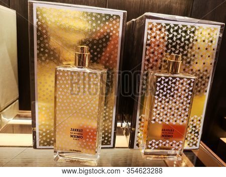 Unisex Flavors For Men And Women Jannat Memo Paris And Granada Memo Paris At Perfume Shop On Februar