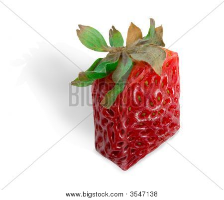 Square Strawberry